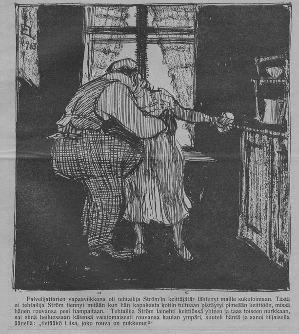 KUVA 1 Kekripommi 1913 Kansalliskirjaston digitoidut aineistot