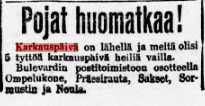 1. Työmies 15.2.1908