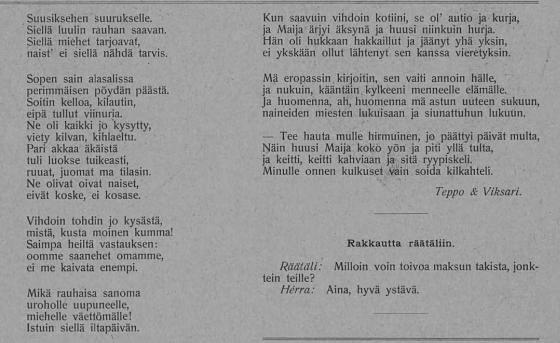 10.Velikulta 29.2.1908 runo 5