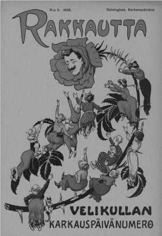5. Velikulta kansi 29.2.1908