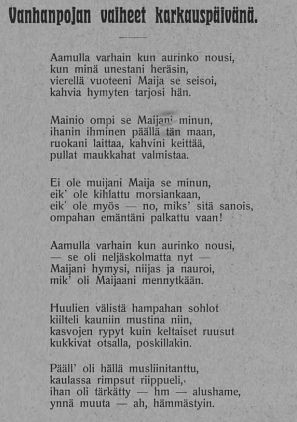 6. Velikulta 29.2.1908 runo 1